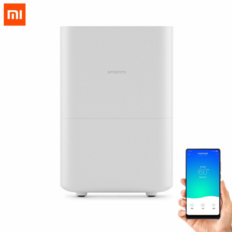 Smartmi Air Humidifier Smog free Mist free Pure Evaporate Type Increase Natural Air Humidity Xiaomi Mute