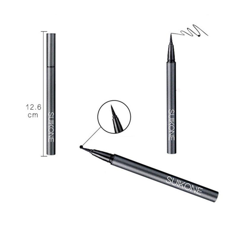 Women Eye Liner Eyeliner Quick Waterproof Make Up Eyeliner Pen Liquid Eye Liner Pencil Make Up Cosmetic Cute Tool 2018 fashion