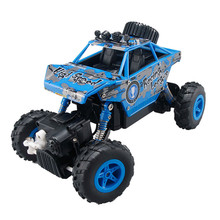 Fashion RC Car 1/20 2.4GHZ 4WD Radio Remote Control Off Road RC Car ATV Buggy Monster Truck Remote Control Climbing Vehicle