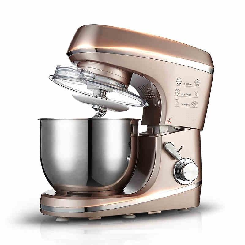 5l Electric Multifunctional Stand Mixer Food Mixer Dough
