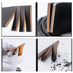 Image 5 - 牛本革メンズ夏のベルト調節可能な黒バックルベルトジーンズヴィンテージ男性 XXl ソフトストラッププラス size130 150 140