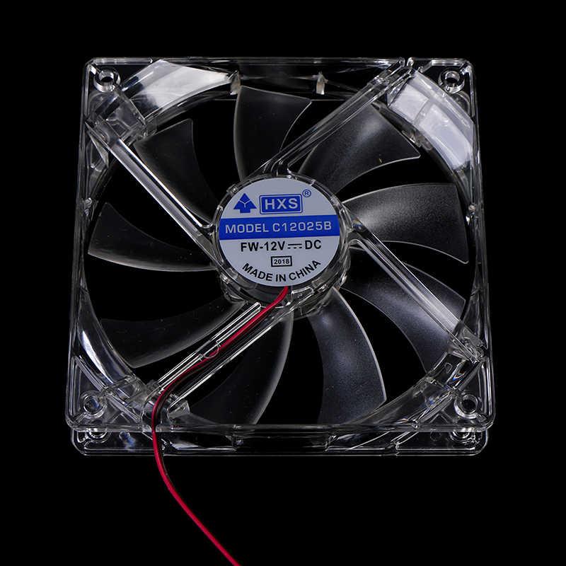 Ventilateur de boîtier PC Ventilador muet 12 V pour ordinateur Aigo 120mm ventilateur PC boîtier ventilateur refroidisseur réglable Aurora RGB Led ordinateur ventilateur de refroidissement