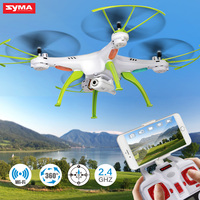 SYMA X5HW RC Drone With HD Camera FPV WIFI Real Time Transmission Remote Control Aircraft Quadcopter