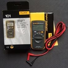 Новый FLUKE 101 портативный/ручной цифровой мультиметр F101, FLUKE15B уменьшенную версию