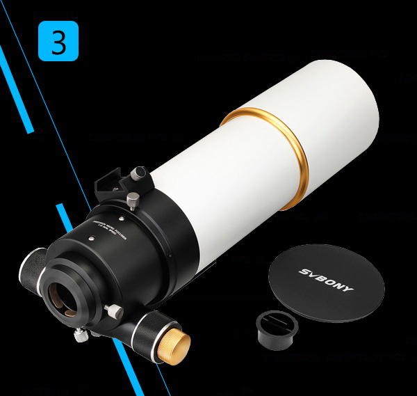 telescope astronomy sv48 svbony