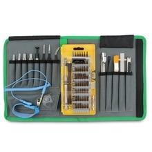 80 in 1 Magnetic Precision Screwdriver Set Repair Tools With Bag for iPhone iPad