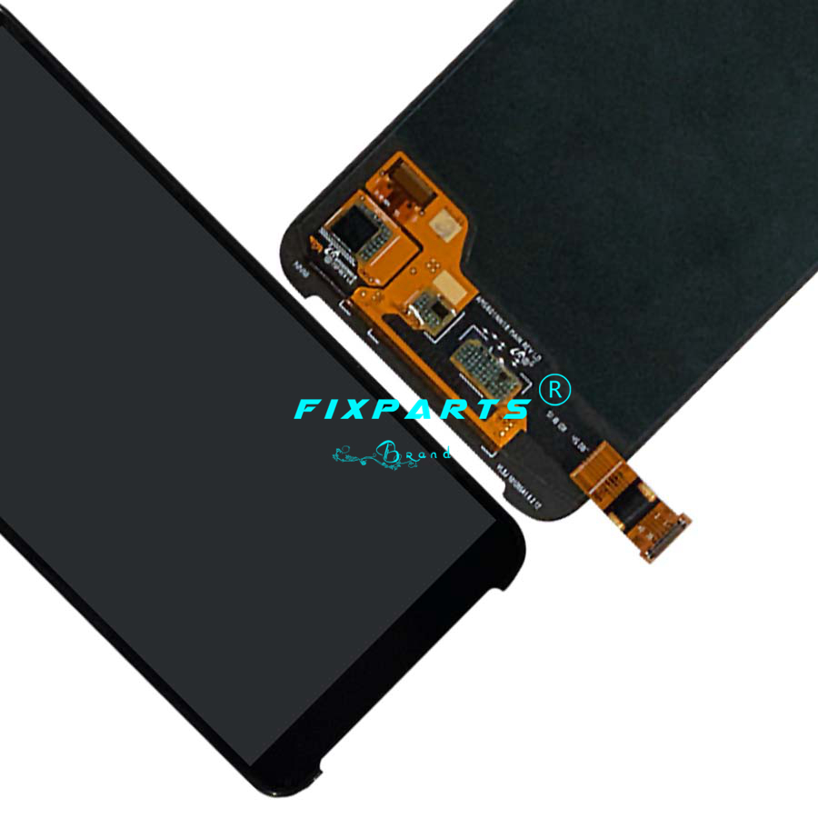 6.01 AMOLED affichage Xiaomi BlackShark Helo LCD affichage écran tactile numériseur assemblée remplacer pièces Xiaomi noir Shark2 LCD - 2