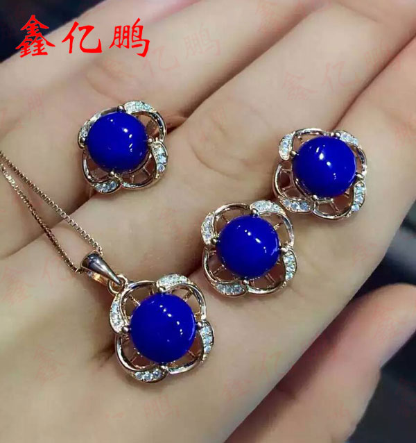 yh 925 sterling silver with natural lapis lazuli suits yh 925 sterling silver with natural lapis lazuli suits