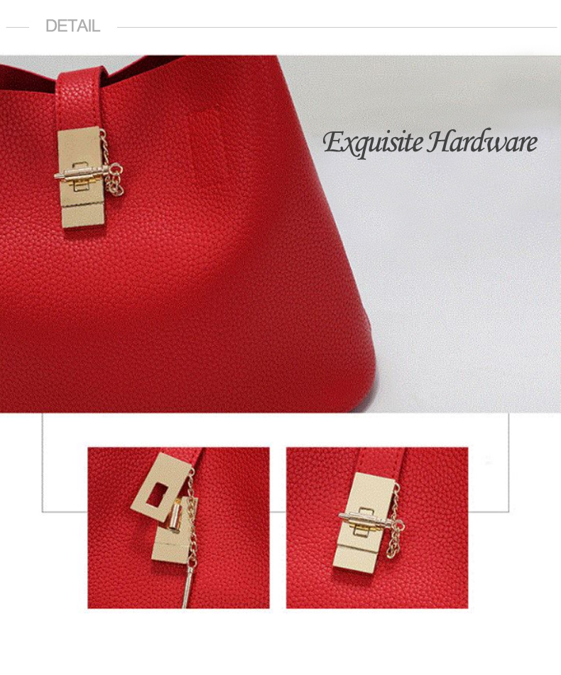 Explosion promotion in 2019, low price one day snapped up, Handbags, Fashion  Shoulder Bags pink one size 13