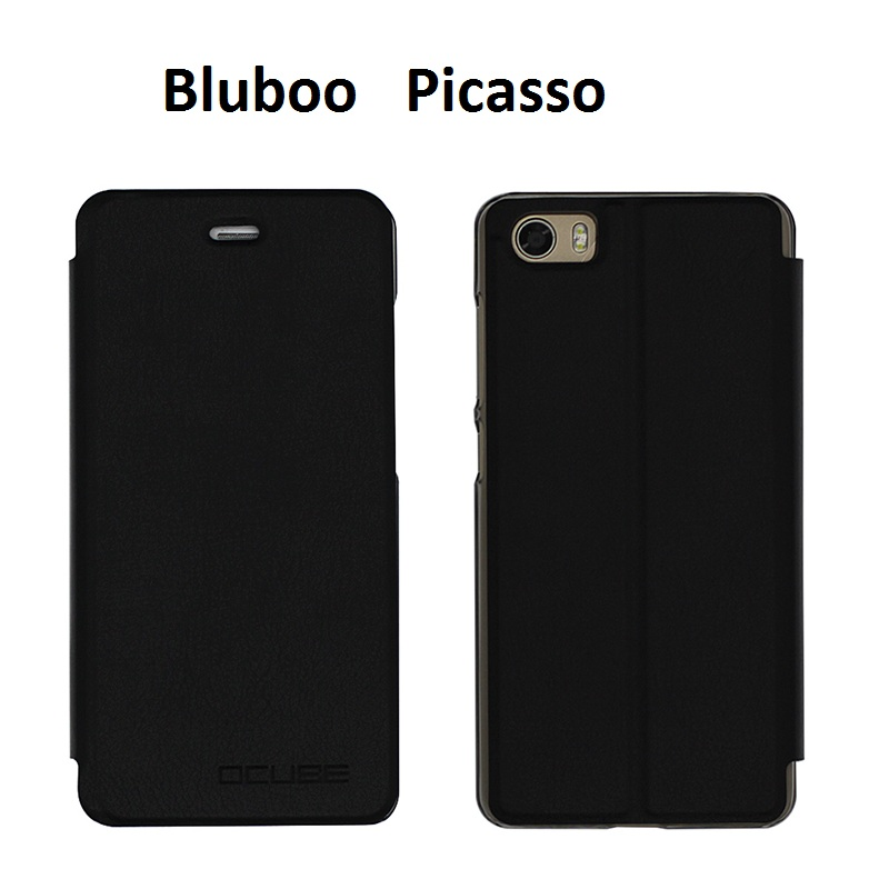 <font><b>Bluboo</b></font> Picasso Case High Quality Pu Leather Case Protect Cover For <font><b>BLUBOO</b></font> Picasso <font><b>Smartphone</b></font> 5.0inch in stock