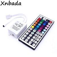 RGB Led Controller Mit 44 Tasten Ir-fernbedienung Led-Controller Für 3528 5050 RGB Led Streifen Band Beleuchtung DC12V 6A