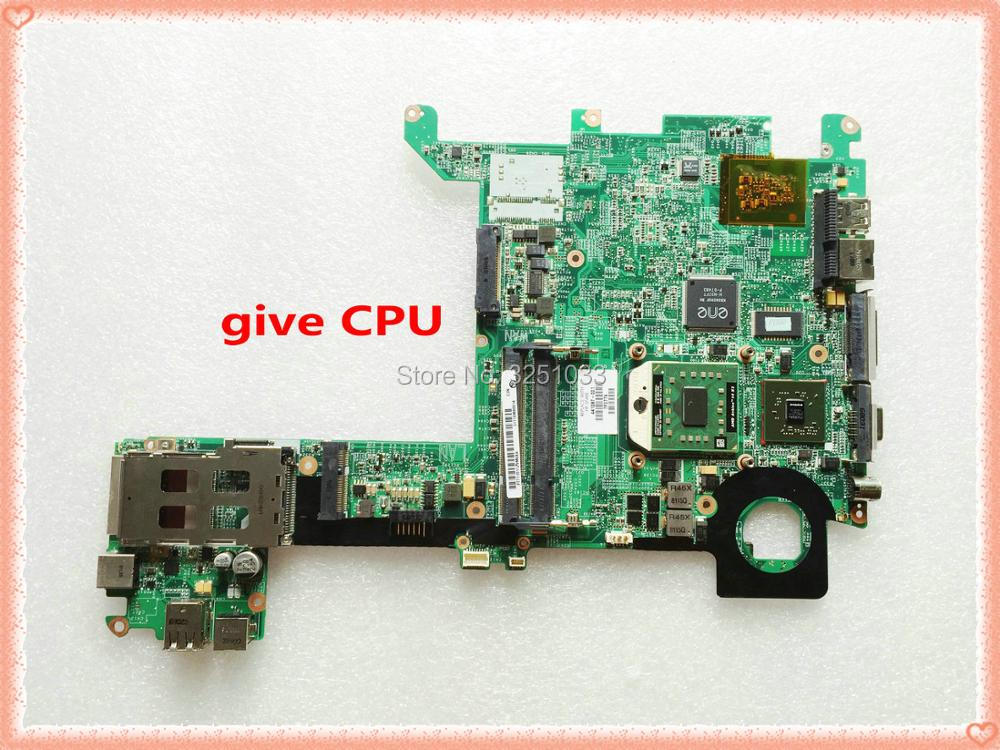 for HP PAVILION TX1240EF NOTEBOOK 441097 001 laptop motherboard for AMD DDR2 100 fully tested working