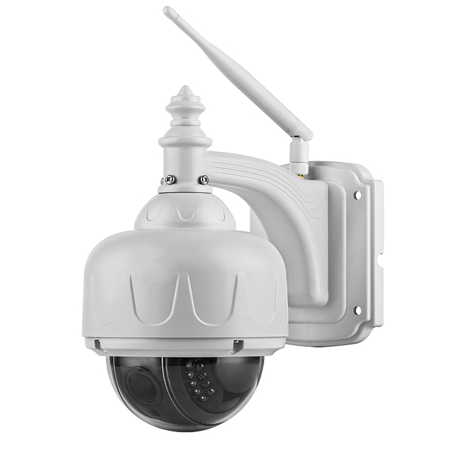 OwlCat HI3518E+1/3''AR0130 720P HD Night Vision Wifi IP Camera P2P Dome High Speed PTZ Security Camera Motion Detection Onvif