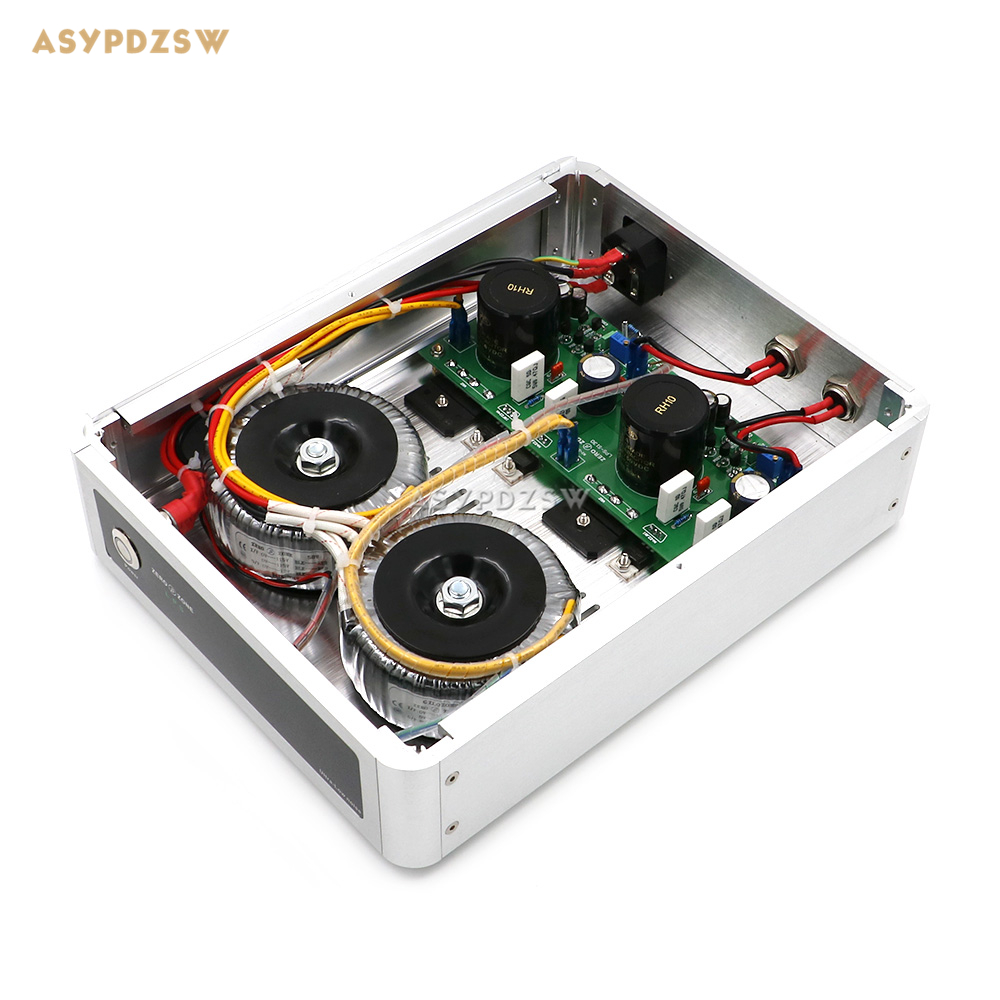 LPS-S130 50VA+50VA HIFI Linear power supply 2Way 50W+50W LPS DC 5V/9V/12V/15V/18V/19V/24V цена