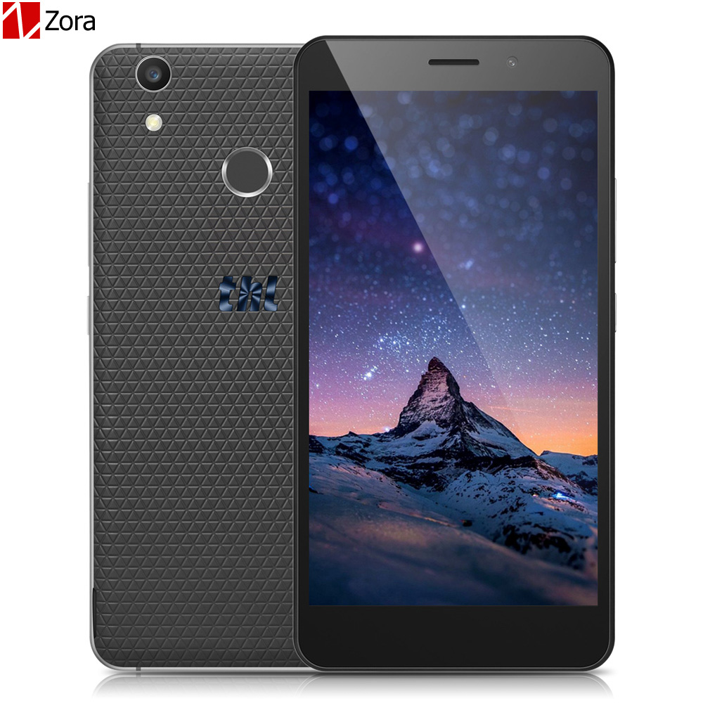 THL T9 Plus Mobile phone MTK6737 Quad Core Android 6 0 2G RAM 16G ROM 3000mAh
