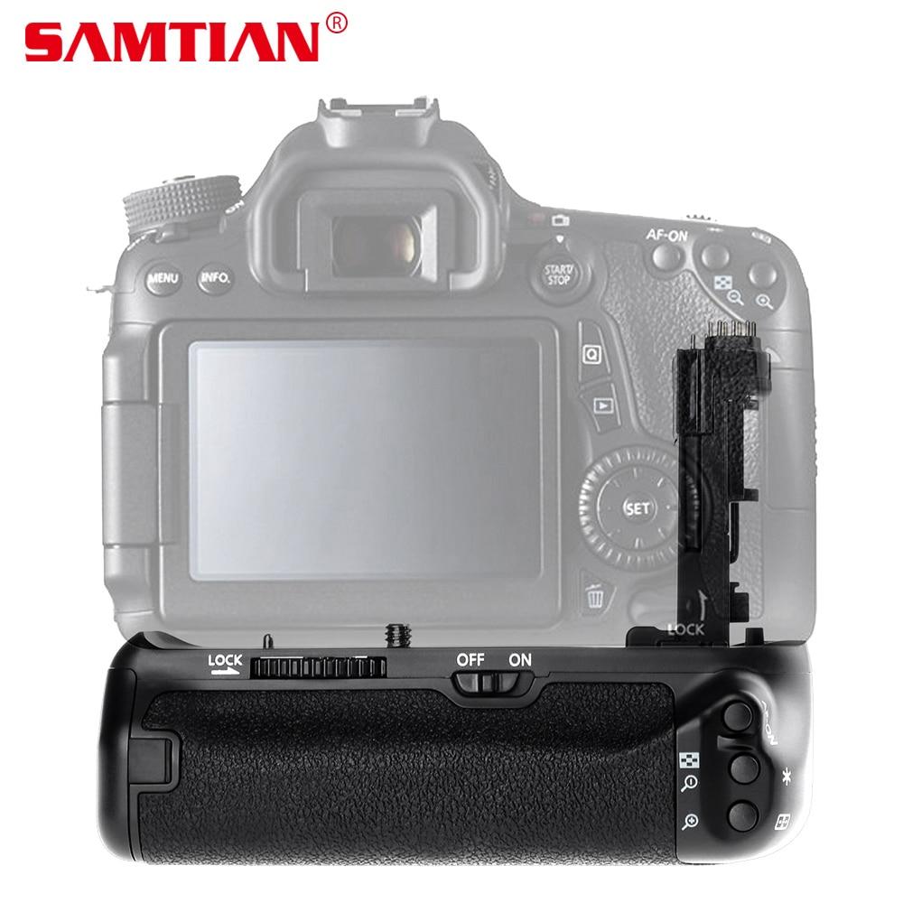 Travor Kamera Vertikale Batterie Griff Halter Fr Canon Eos 70d 80d 18 135mm Is Stm Wifi Paket Samtian Dslr Replacemnt Bg E14