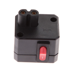 Hot Power On Off Switch Adapte