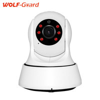 IP Camera 720P HD Wifi Camera Network Surveillance Camera With Night Version Indoor USB Charger P2P