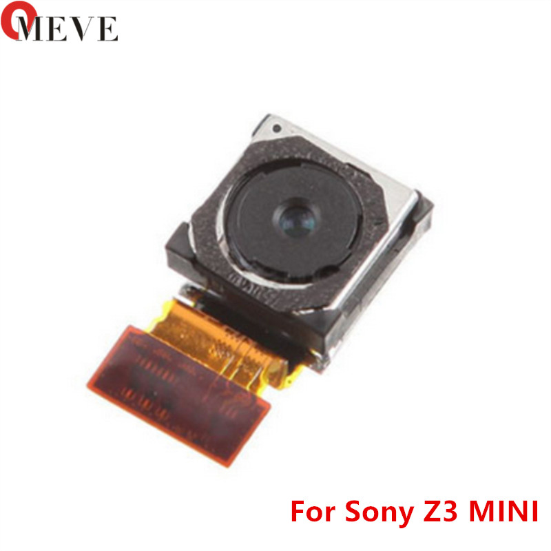 Original For Sony Xperia Z3 Compact Mini D5803 Rear Back Main Camera Module Flex Cable Replacement Free Shipping