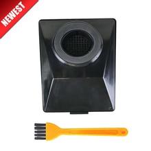 2 stücke Hepa filter ersatz für Regenbogen Rexair E2 Serie Reinigung filter Ersetzt für Regenbogen Rexair teil # R12179 & r12647B