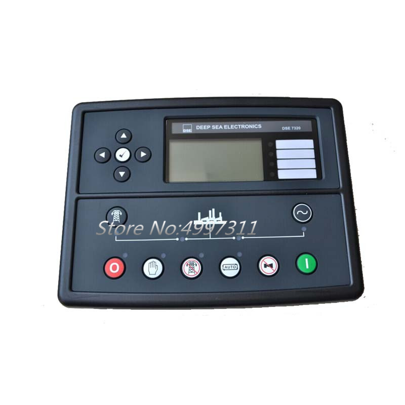 Factory! Auto Start Control Panel DSE7320 Made in China and DSE7320MKII Original UK