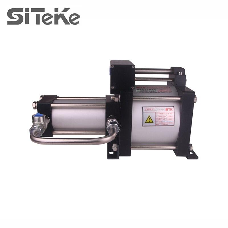 SITEKE давление воздуха Booster насос AB05T 5:1 соотношение увеличение давление до макс 41,5 бар мин вождения газа давление 1,7 бар