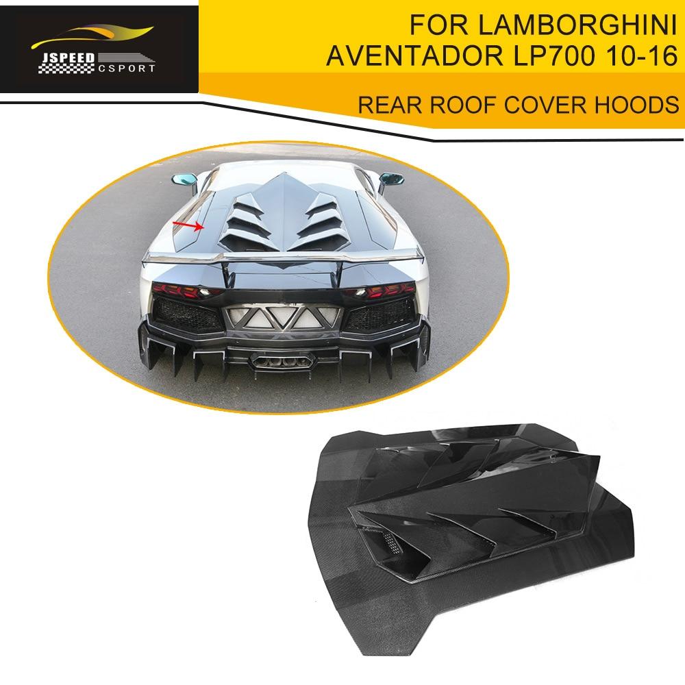 Automobiles & Motorcycles Humorous For Lamborghini Lp700 Lp720 Frp Glass Fiber Front Bumper Body Kits Trim Accessories Aventador 750sv Style For Lp700 Lp720 Bumper
