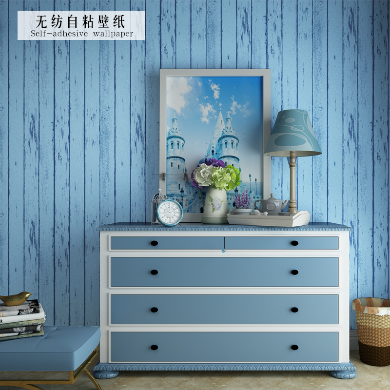 Vinyl Wallpapers for walls Rustic TV background Mediterran wall paper roll papel de parede with the glue on paper 4 colors DM66 beibehang europea vinyl thickening white brick wallpaper for wall rustic tv background brick wall paper rolls papel de parede 3d
