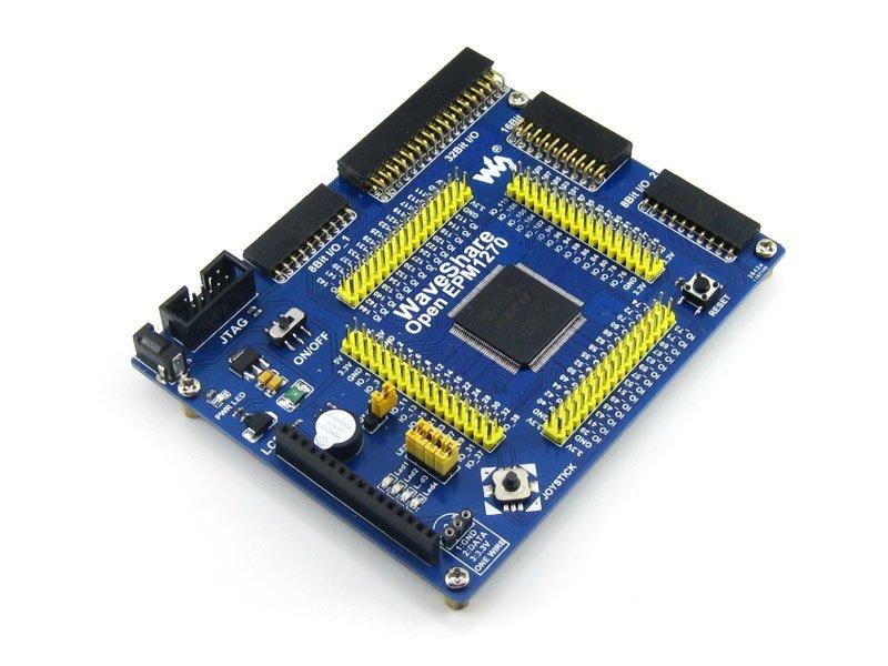 Altera MAX II CPLD Evaluation Development Board Kit EPM1270T144C5N EPM1270 =OpenEPM1270 Standard lora performance evaluation board test board
