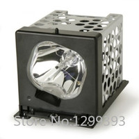 TY LA1500 dla Panasonic PT 40LC12/PT 45LC12 kompatybilny TV z obudową lampy darmowa wysyłka w Żarówki projektora od Elektronika użytkowa na