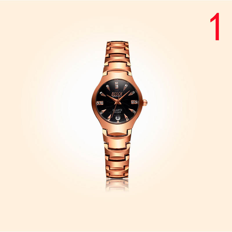Wang's 2018 new men's watch automatic mechanical watch casual fashion trend waterproof quartz men's watch 90# wu s 2018 new waterproof men s watch automatic mechanical watch fashion trend watch