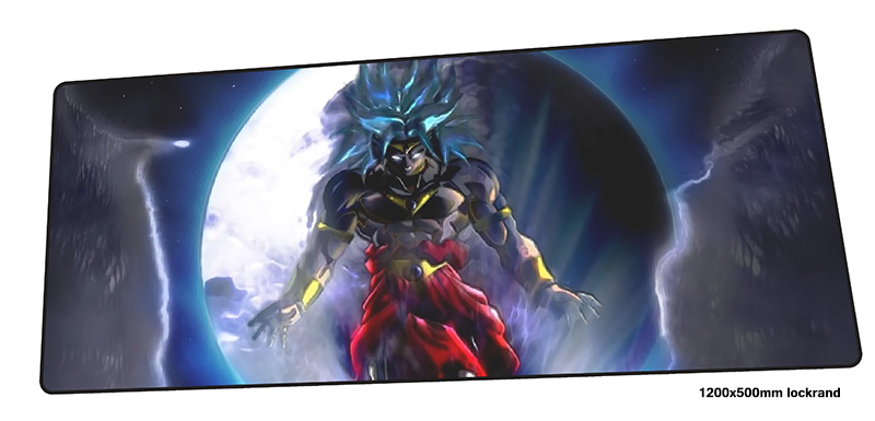 Dragon Ball mousepad 1200x500mm Indie Pop gaming mouse pad gamer mat Aestheticism game computer desk padmouse keyboard play mats все цены
