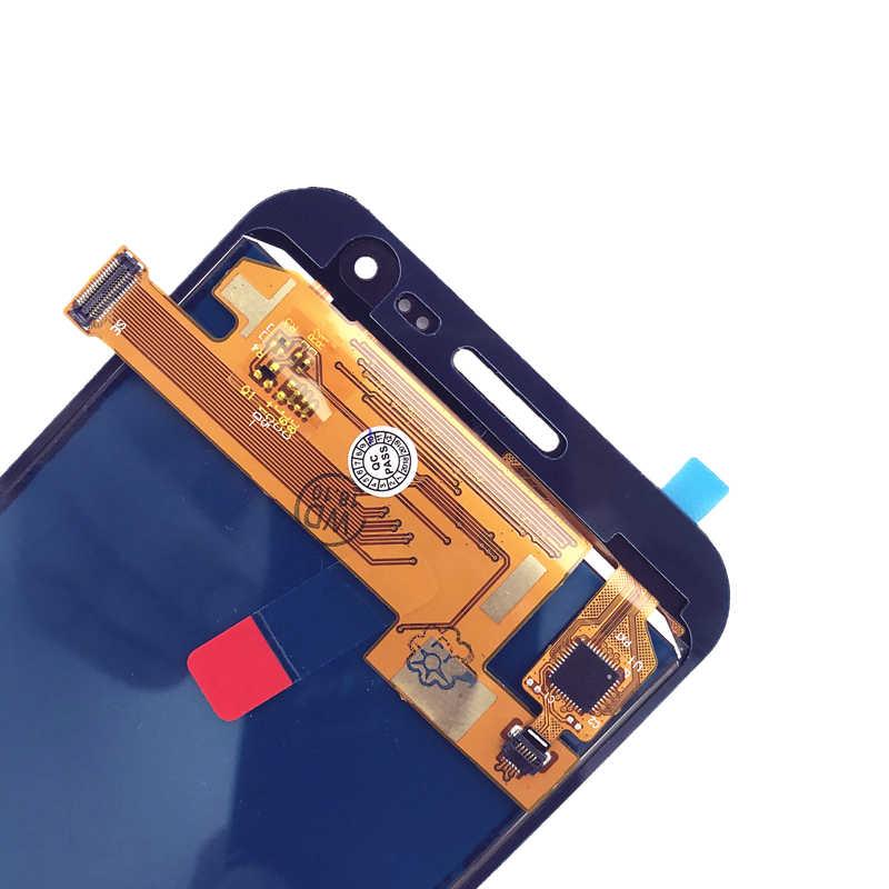 Samsung Galaxy J2 2015 J200 J200F LCD telefon ekran dokunmatik ekran Digitizer meclisi Samsung J200Y J200H LCD değiştirme