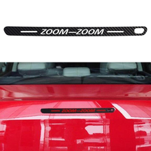Carbon Fiber Brake Light Sticker Decoration Cover Stickers For MAZDA 6 – remount 6 Zoom Car Styling Auto Accessories