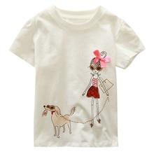 T-shirt for girls Brand Kids 18M-6Y