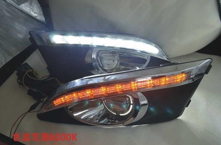 OsMrk Drl For Chevrolet Chevy Aveo Sonic Led Drl Daytime