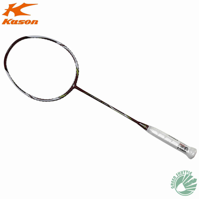 2019 New Kason Badminton Racket K520 SuperLight 5U Carbon Single Racquet With Gift Raquete