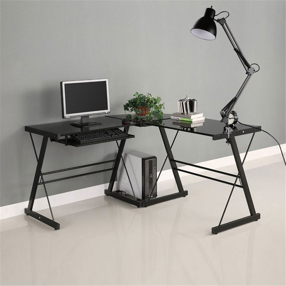 Hot Sale LED Lighting Table LightsBlack Flexible Swing Arm Clamp Mount Lamp  Office Studio Home Table Desk Light In Desk Lamps From Lights U0026 Lighting On  ...