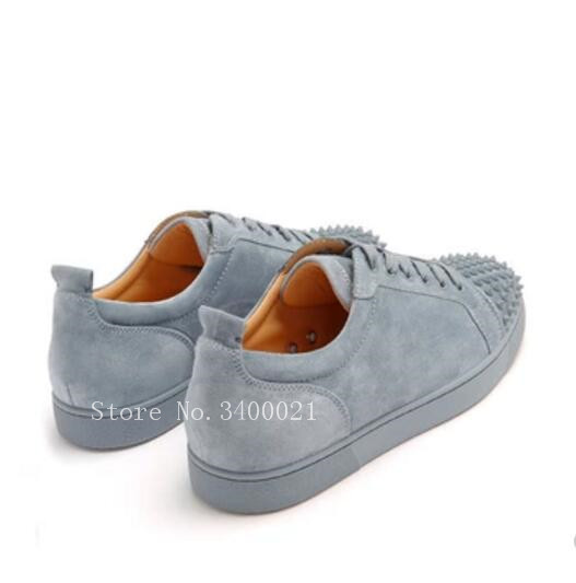 2018 New Follwwith Shoes Man Hot Brand Casual Shoes Men Lace Up Men Sneakers Round Toe Runway Top Quality Rivets Superstar Flats 2018 fashion follwwith brand alligator leather high top men casual shoes flats lace uptrainers zapatillas sexy shoes men