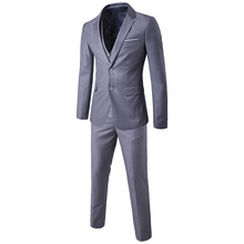[La MaxPa] S-6XL High-end Herringbone Retro gentleman model Men's fits tailor go well with Blazer fits for males (Jacket+Pants+Vest)