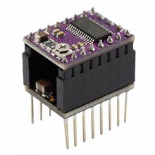 Yazıcı step dilsiz 3D yazıcılar koruyucu TMC2100 için A4988 Drv8825 step Stepstick pürüzsüz