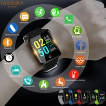 F3 Smart Bracelet 1.44 Color Screen Heart Rate Blood Pressure Monitoring Track Movement IP68 Waterproof Health Watch 2019