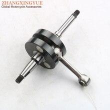 High quality crankshaft for PEUGEOT Fox / Fox GSX / Fox L / Fox LM / FXR 2T