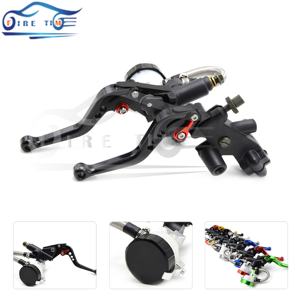 free shipping motorcycle CNC Aluminum Adjustable brake clutch lever& brake pump For Buell Ulysses XB12XT Ulysses XB12X 2009 motorcycle adjustable billet short folding brake clutch levers for buell ulysses xb12x xb12xt 1200 05 06 07 08 09 xb12 2004 08