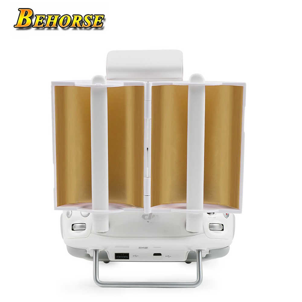 DJI Phantom 4/4 Pro Signal Booster Phantom 3 Remote Control Signal Booster  Parabolic Antenna Transmitter Extended Accessories