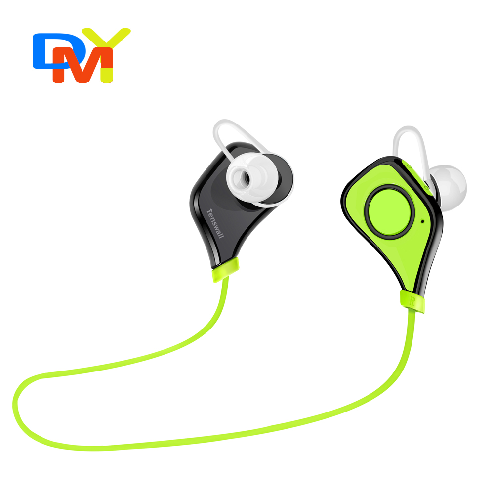 Wireless Bluetooth earphone Headset Sport Handsfree Stereo Voice for iPhone HTC Huawei Xiaomi Smartphone