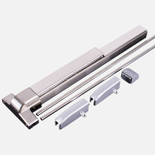 Hot Sale Stainless Steel  Exit Device Door Fire Escape Doors Lock Push Bar Anti-panic
