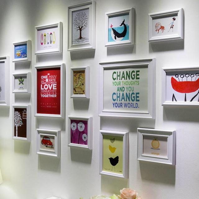 Wall Frames Set aliexpress : buy free shipping baby photo frame wall frame set