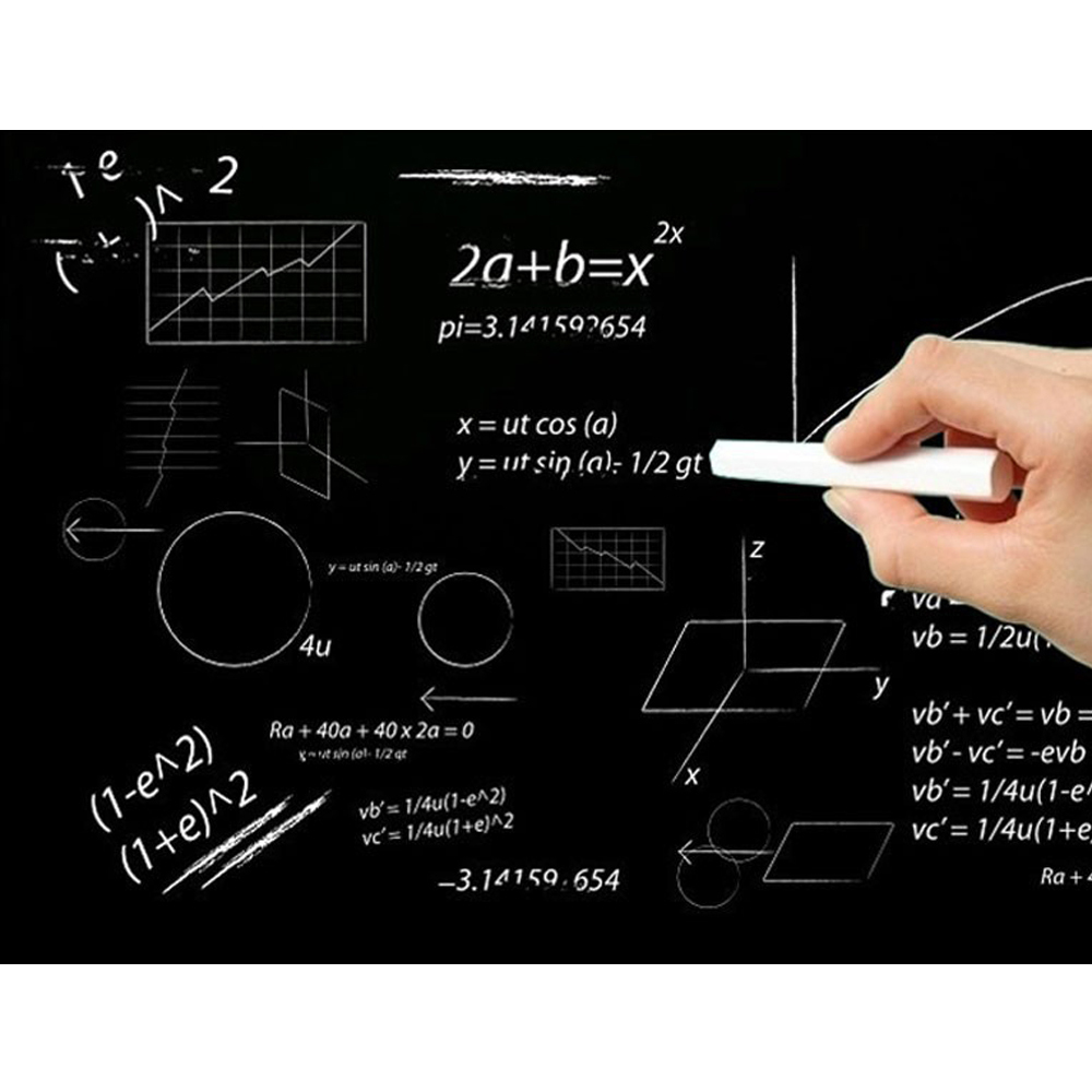 2-pieceslot-Wall-Stickers-Blackboard-Paint-learning-children-drawing-toy-Vinyl-Chalkboard-3040CM-1