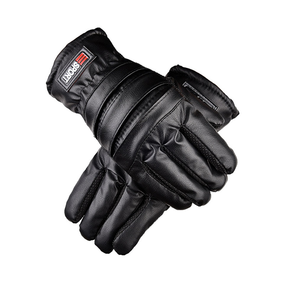 winter gloves mens thermal Waterproof Windproof touch screen Outdoor cycling Non-slip wear ski Snowboarding gloves (5)
